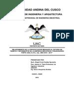 Plan de Tesis Uac Aprobado