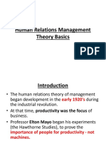 Human Relation Theory.pptx