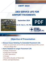 Extended Service Life for Airport Pavements 2014