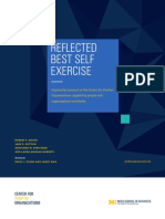 7. Reflected Best Self Exercise. Quinn, Dutton