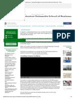 Business School Admissions - George Washington University School of Business Admissions - Part 2