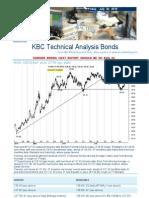 JUL 30 KBC Technical Analysis Bond