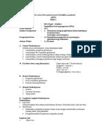 Rpp Pkn Lengkap Docx
