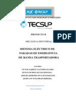 Sistema Electrico Faja Trasportadora 1