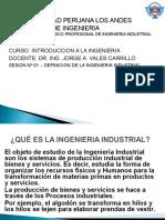 Sesion Nº01 Introduccion a La Ingenieria