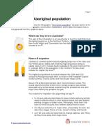 infographic aboriginal-population companion