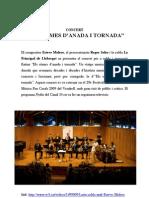 RITMES ANADA i TORNADA Concert