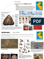 Láminas culturas preincas del Perú