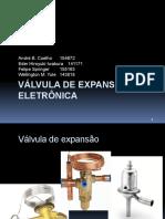 VÁLVULA DE EXPANSÃO ELETRÔNICA.pptx