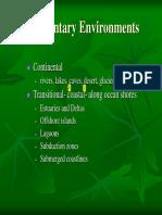 Lingkungan Pengendapan
