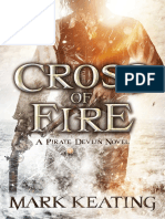 Mark Keating - [Pirate Devlin 04] - Cross of Fire