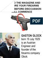 Glock Lecture