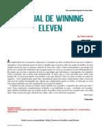 Manual Winning Eleven