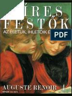 Híres Festők - Az életük, ihletőik és műveik 4.  Auguste Renoir.pdf