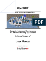 OpenCIM User Manual Ver.4.7