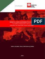 Impactul Crizei Economice in Europa