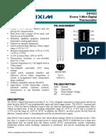 DATASHEET DS -1822 DALLAS SEMICONDUCTOR.pdf