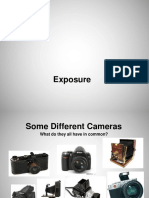 Exposure Introduction