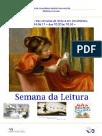 Cartaz - SL - A Escola a Ler