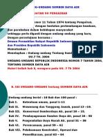 10 Kuliah PA Bab X. Undang2 SDA.ppt