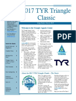 TYR Triangle Classic Meet Info