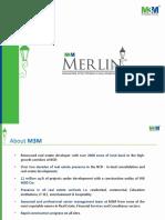 M3m Merlin gurgaon(http://theinvestorsfortune.com/m3mmerlin/)