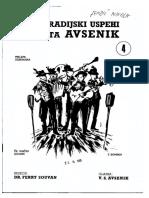 Avsenik Album - Za Harmoniko - Zvezek 4