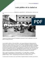 01 Creación Del Mercado Público