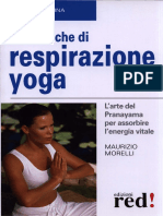 Maurizio Morelli - Le Tecniche Di Respirazione Yoga
