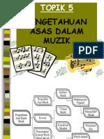 `Pengetahuan Asas Dalam Muzik
