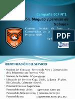 Campaña ECF N°1