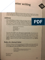 Italian Formal and Informal way of writing