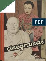 Cinegramas (Madrid) a1n11, 25-11-1934