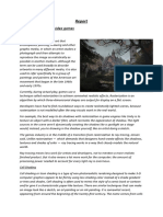 report-theory digital graphics