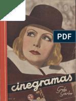 Cinegramas (Madrid) a2n18, 13-1-1935