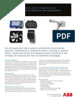 Maintenance Kit for Industrial Robots-datasheet-ROB028EN-HR