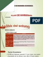 Analisis Del Entorno-marketing