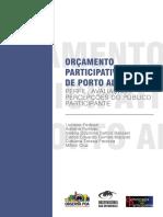 Livro Orçamento Participativo de Porto Alegre - Digital