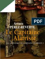 Les Aventures Du Capitaine Alatriste - Arturo Perez-Reverte