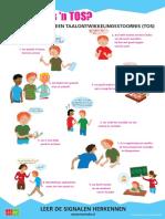 tos signaleringsposter bij kinderen