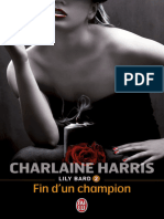 Harris Charlaine - Fin D'Un Cha - Athame