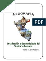 14° GEOGRAFÍA FÍSICA DEL PERÚ