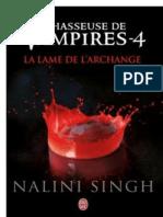 Singh Nalini - La Lame de L'Arc - Athame
