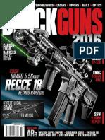 2016 Black Guns 2016 Usa Revista