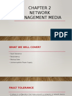 Chapter 2 Network Management Media