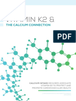 Vitamin K2 and The Calcium Connection