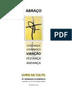 Caderno de Culto (4a Jornada Ecumênica)