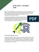 Integrating QGIS and R.doc