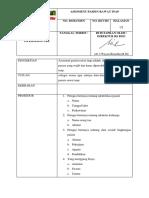 SPO Asesment Informasi Pasien Rawat Inap