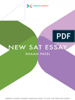 sat essay template shaan patel